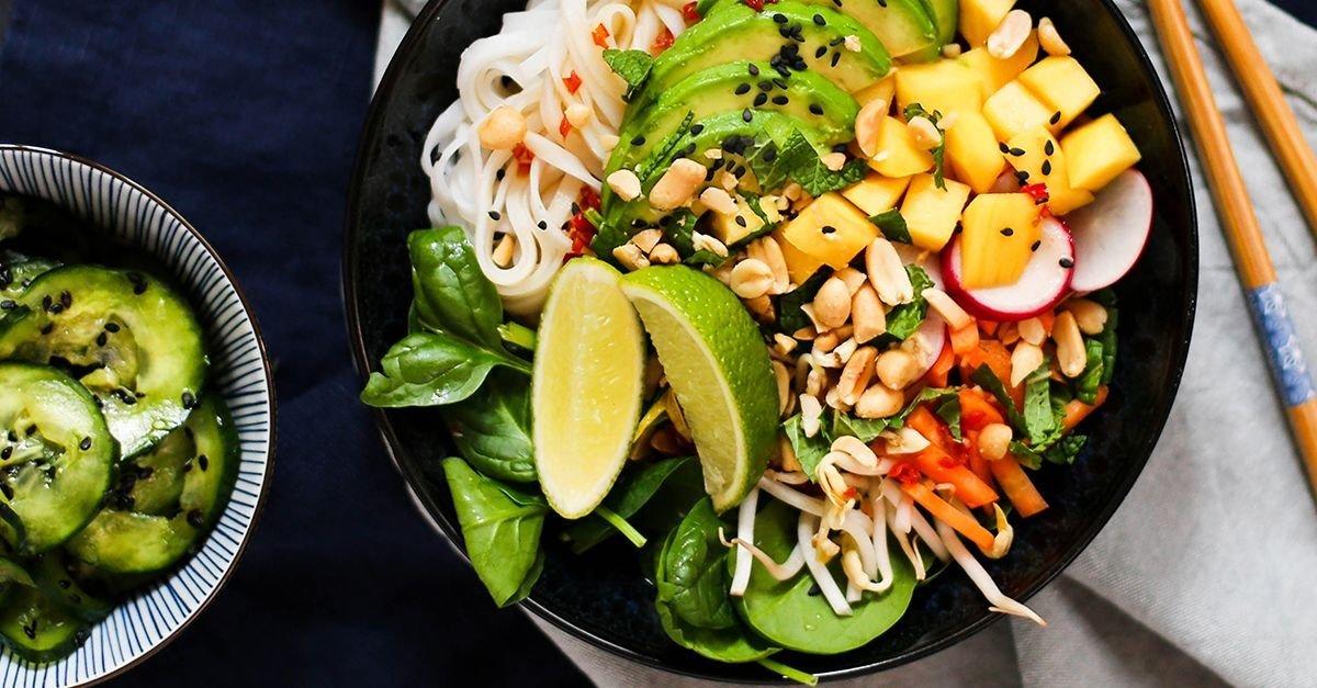 Salatkreationen