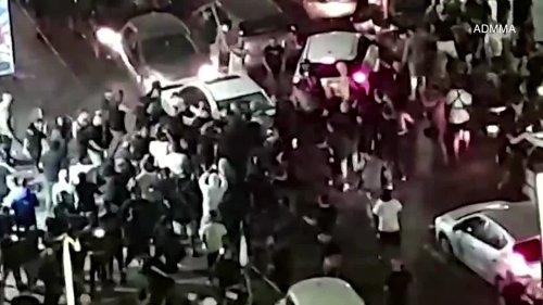 'Jewish rioters' attack Arab driver: Israeli media