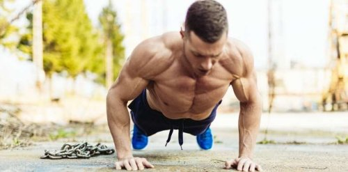 This 3-Point Checklist Ensures Every Push up You Do Is Perfect