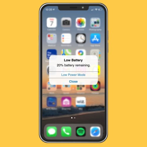 This Is What Your iPhone's Low Power Mode Really Does