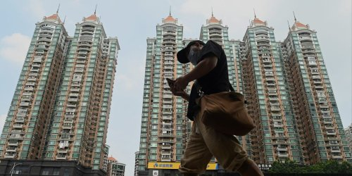 Stats that show the size of Evergrande, China's embattled real-estate giant