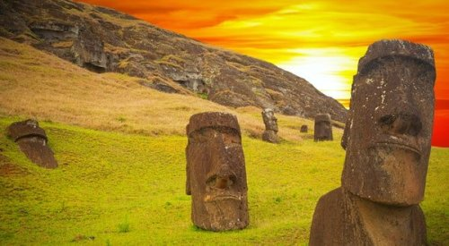 Ancient Ruins Around The World to Visit