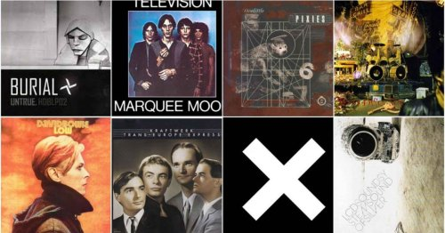 The coolest albums of all time: fantastic music to listen to