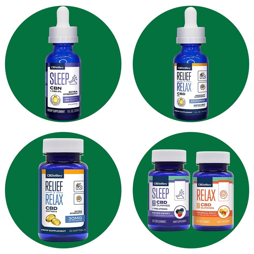 These CBD Products Are on Sale for Up to $25 Off