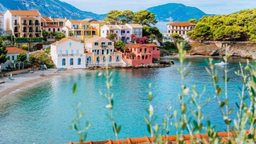 Griechenland – die schönsten Orte für den Urlaub