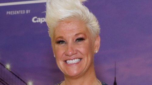 The Real Reason Anne Burrell Always Wears Skirts