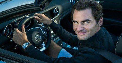 Roger Federer's Car Collection Is A Total Ace