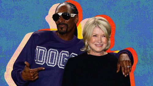 Snoop Dogg and Martha Stewart Dish on 'Waking and Baking' and Why Candy Corn Is