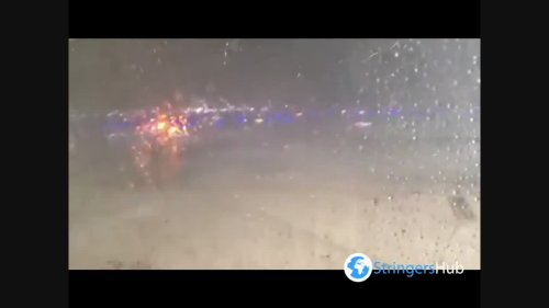 US: Tornado-producing storm hits O'hare International Airport in Chicago