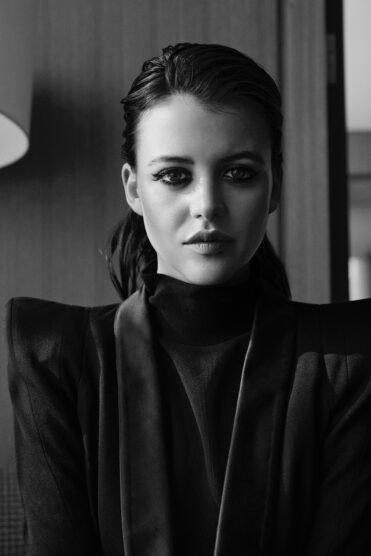 The Stunning Fashion of Rising Netflix Stars