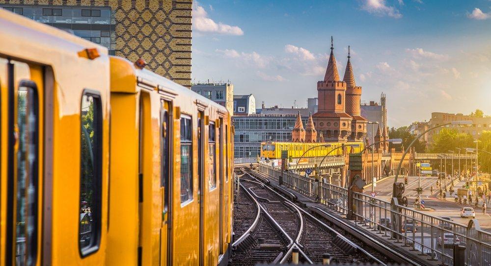 Berlin - Deutschlands bunte Hauptstadt