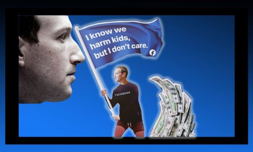 Profits Before People: 'The Facebook Papers' Expose Tech Giant Greed
