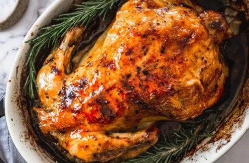 Ina Garten's Juicy Roast Chicken Will Blow You Away