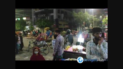 Bangladesh Covid 19 lockdown 3
