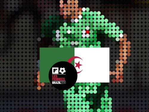 Algeria: World Cup 2014 - cover