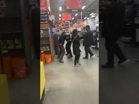 Recipe for disaster: Socks, sandals, and picking fights with Home Depot security