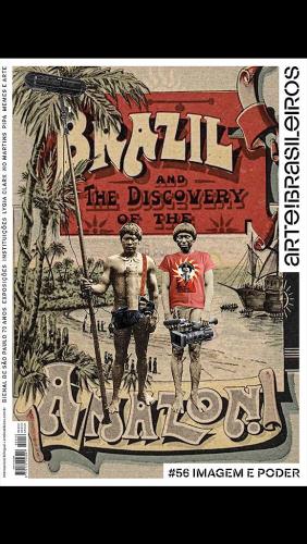 ARTE!BRASILEIROS #56 cover image