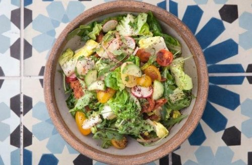 This Unique Recipe Will Change The Way You Eat Salad