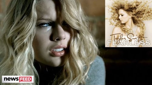 These Taylor Swift 'Fearless' songs STILL have us in our feels! 😭
