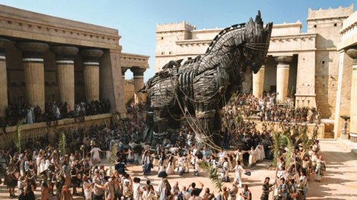 Where The Ancient City Of Troy Is Located Today, And What Visitors Can Do There