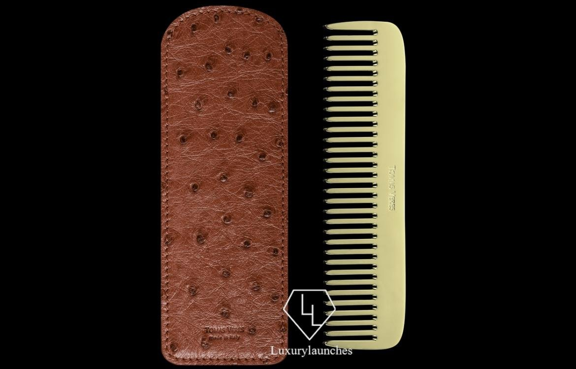 Priced at $9,500, is this the world's most expensive comb? - Luxurylaunches