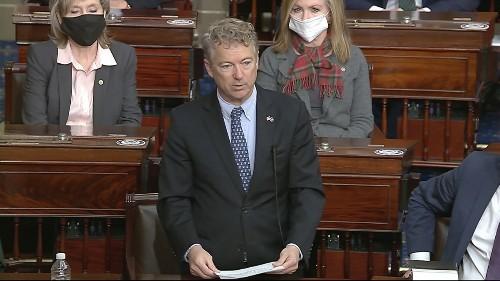 45 GOP Senators Voted To Dismiss Impeachment Trial
