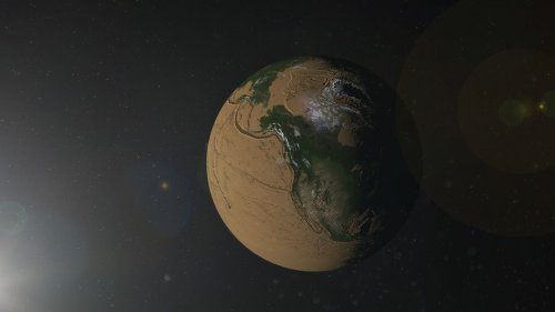 What If Earth's Oceans Evaporated?