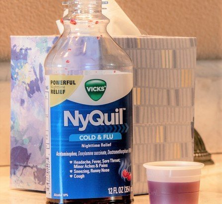 When You Take NyQuil Every Night, This Is What Happens To You