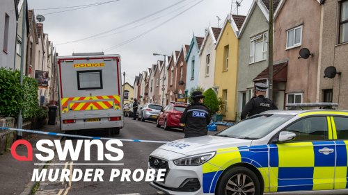 Four people arrested and murder investigation launched after bodies of two men were found