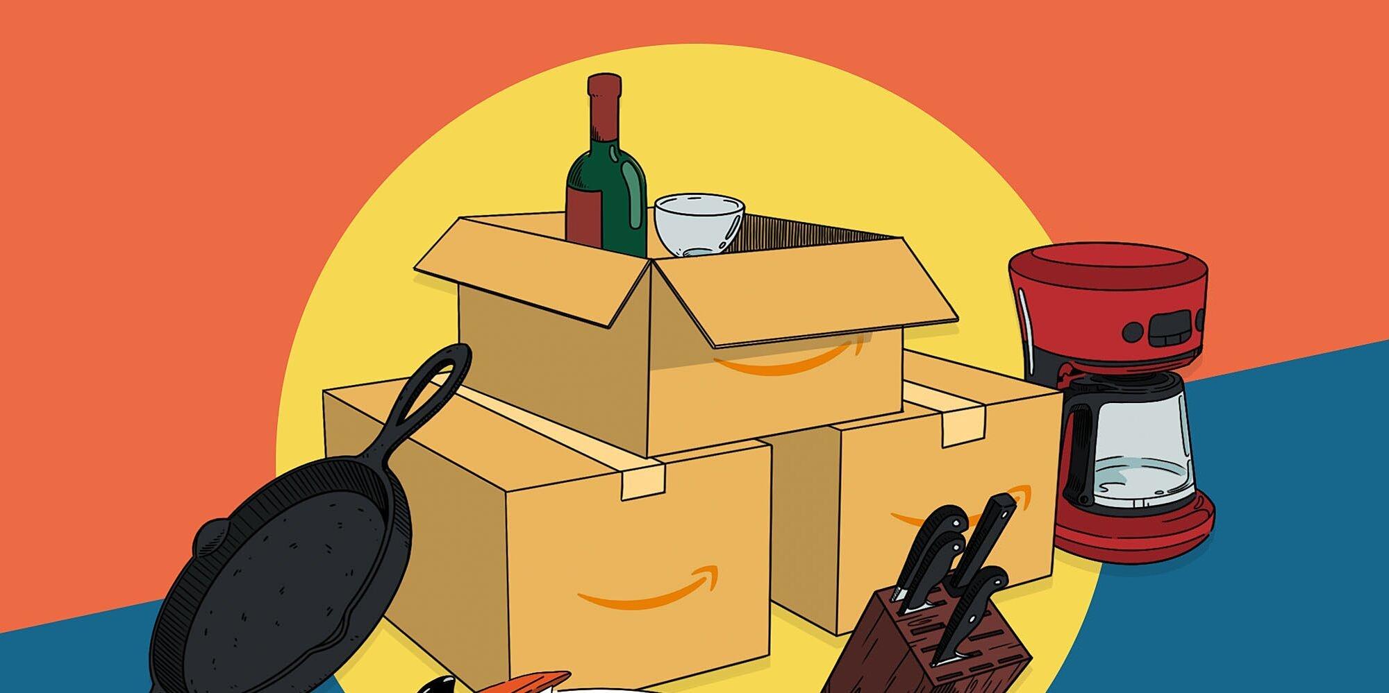 The Best Amazon Prime Day Kitchen Deals