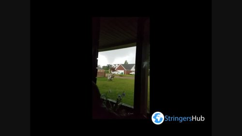 US: Tornado hits Tipton County, Tennessee