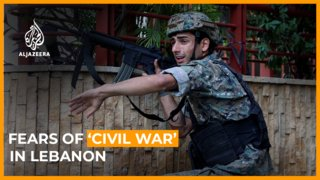 Beirut gun battles: 'The message is clear'