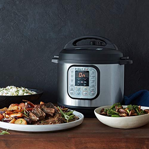 Prep meals quicker with an Instant Pot Duo