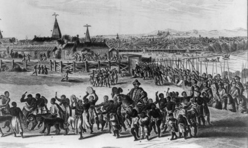 Story of cities #5: Benin City, the mighty medieval capital now lost without trace