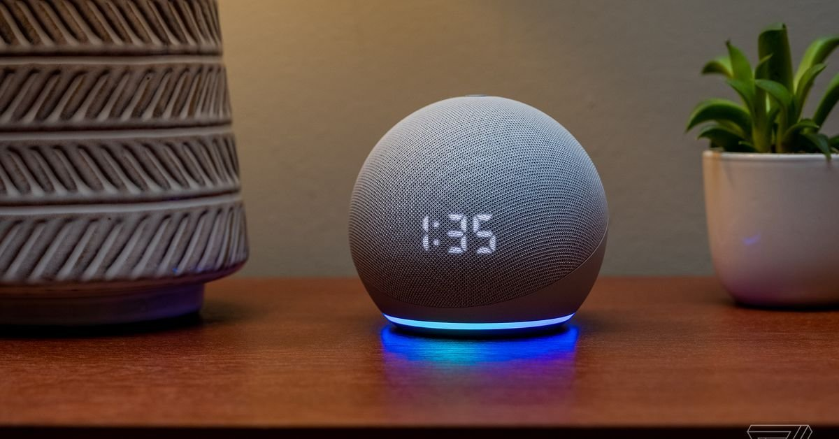 Everything New Coming to Amazon's Alexa