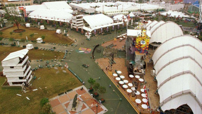 The Atlanta Centennial Olympic Park Bombing: 25 Years Later