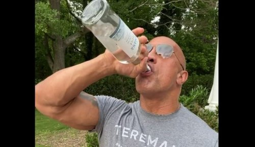 A staggering percent of Americans want The Rock to run for president