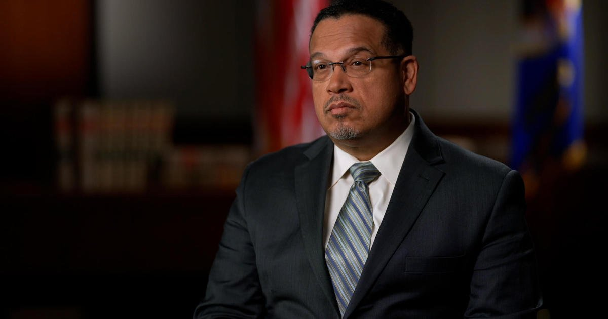 """The prosecution team in the Derek Chauvin murder trial speaks to """"60 Minutes"""""""
