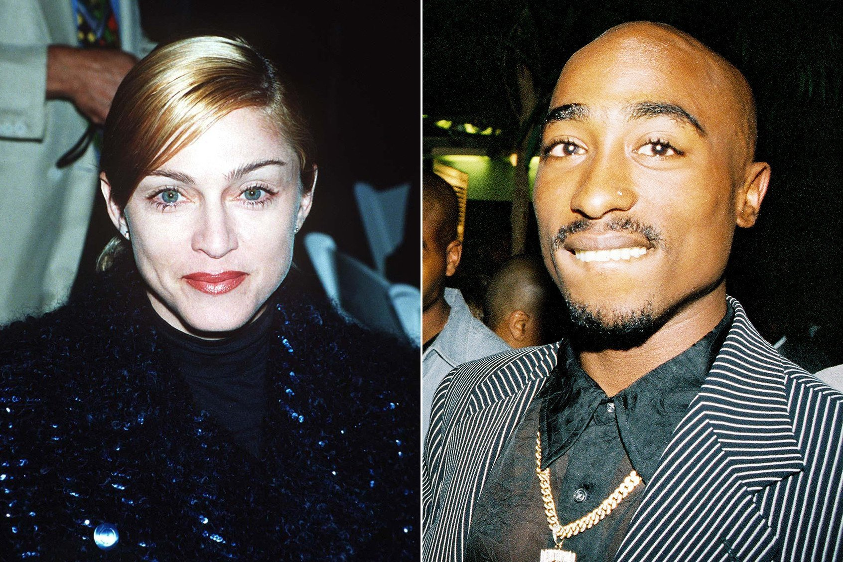 Madonna the true material girl