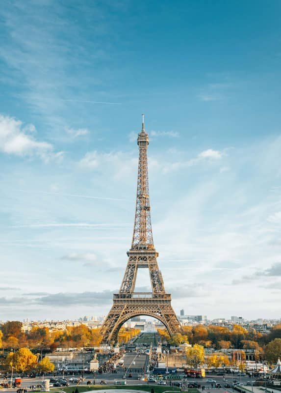 THE MOST FAMOUS LANDMARKS IN EUROPE