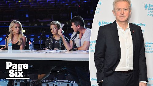 Louis Walsh: Britney Spears 'was on so much medication' on 'X Factor'