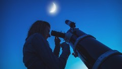 Discover telescope