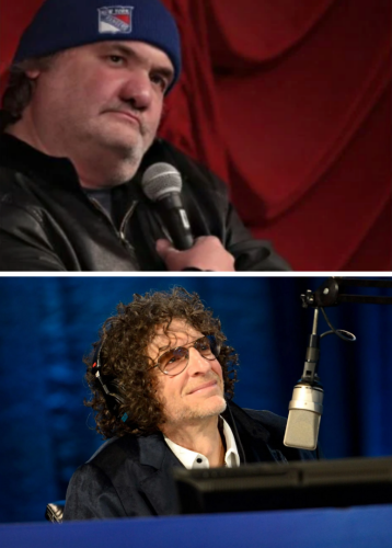 The Truth About Howard Stern's Relationship With His Former Co-Host, Artie Lange