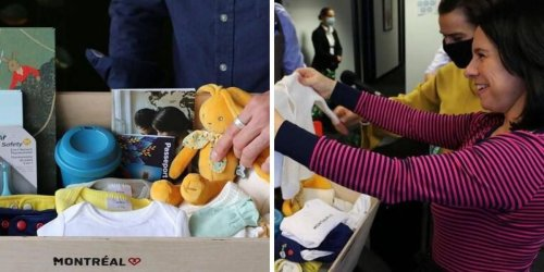 Mayor Plante's Plan Would Give A 'Baby Box' To Every Family With A Newborn