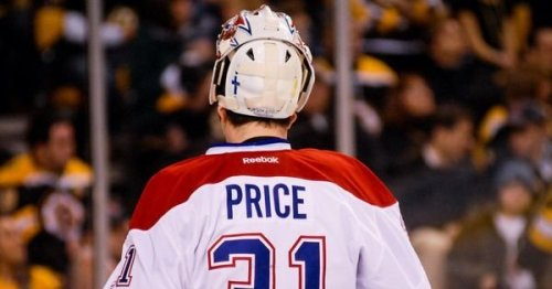 Carey Price Is Taking A Leave Of Absence From The Montreal Canadiens