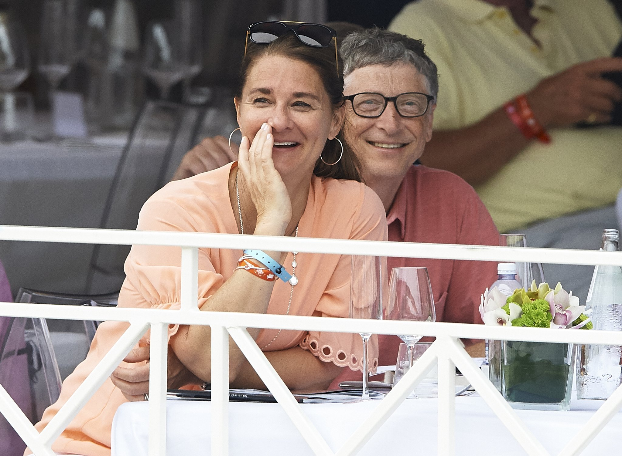 The ex-girlfriend Melinda Gates let Bill take annual getaways with