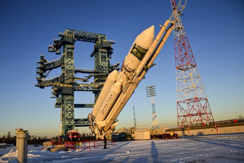 Russia test-launches Angara A5 heavy lift space rocket