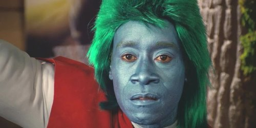 Forget Zack Snyder's Justice League - Don Cheadle's Captain Planet Is the Darkes