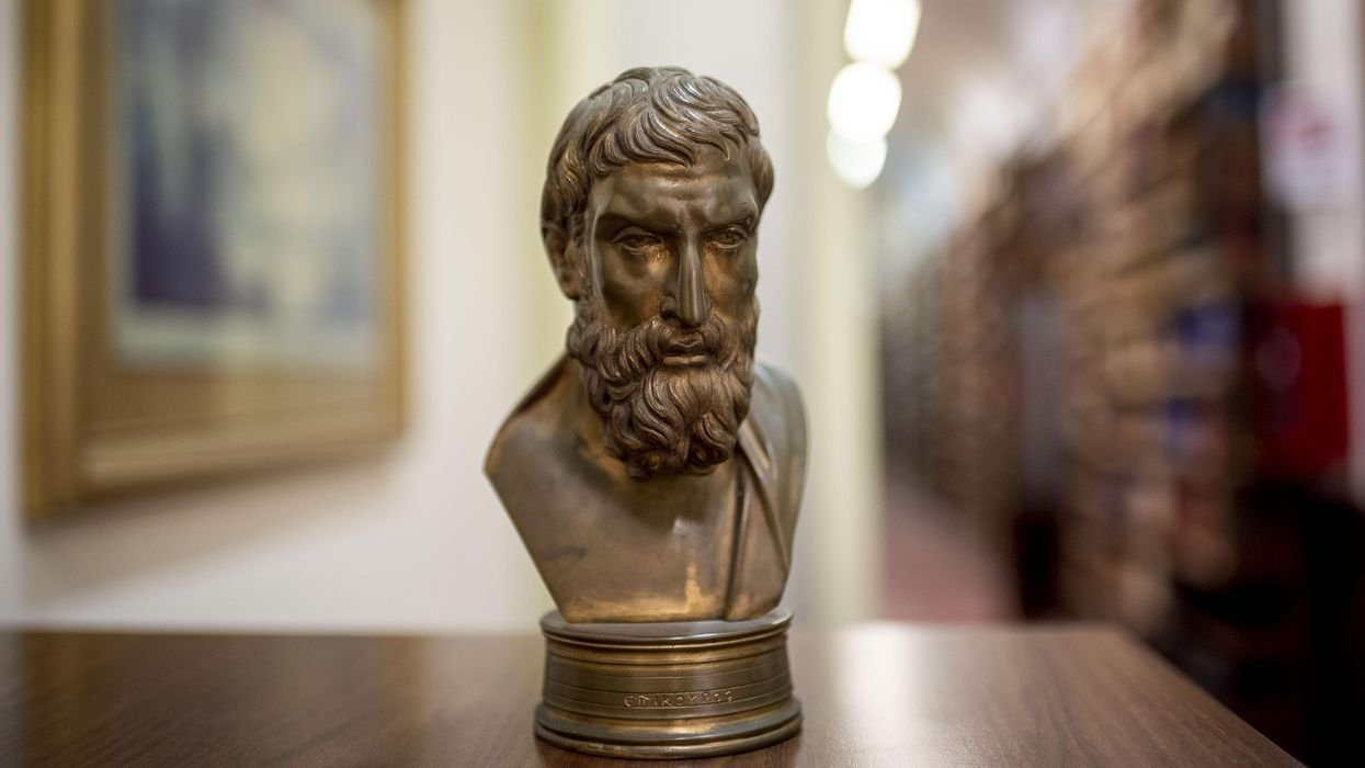 Four Schools of Ancient Greek Philosophy