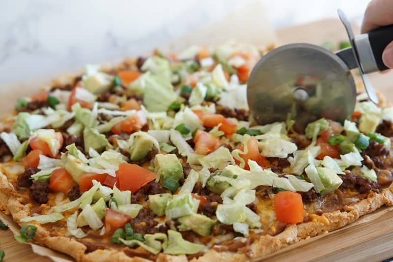 All the Recipes You Need for Pizza Night